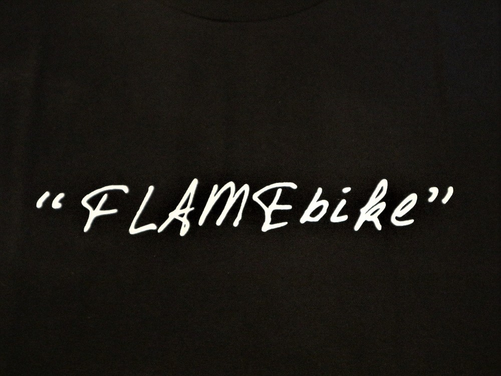 【SHANTii × FLAME bike TEE】まもなく発売! _e0188759_18593418.jpg