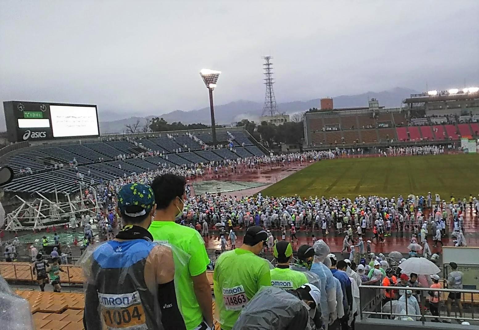 【回顧録・その1】京都マラソン_d0331971_16402266.jpg