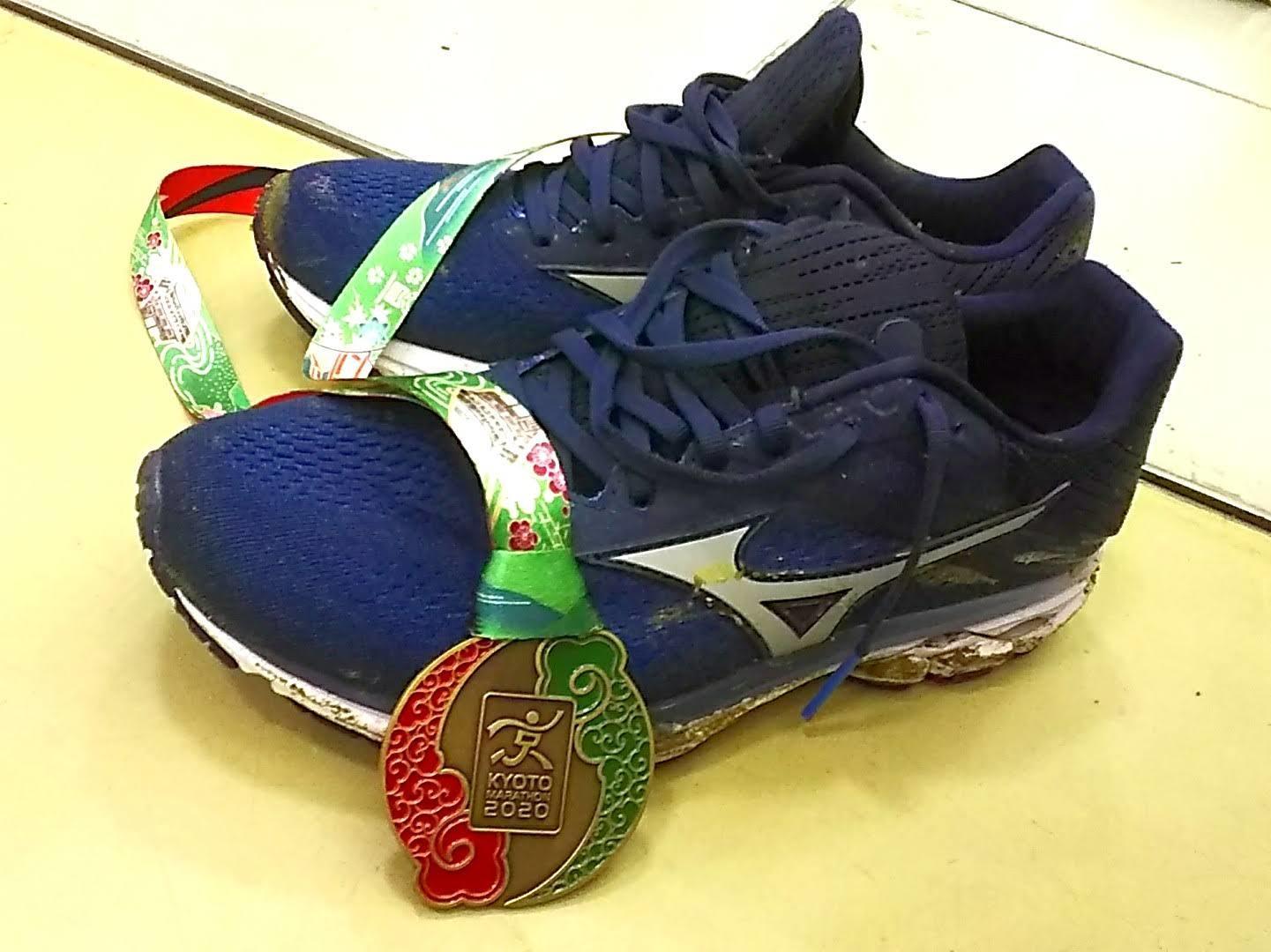 【回顧録・その1】京都マラソン_d0331971_18421226.jpg