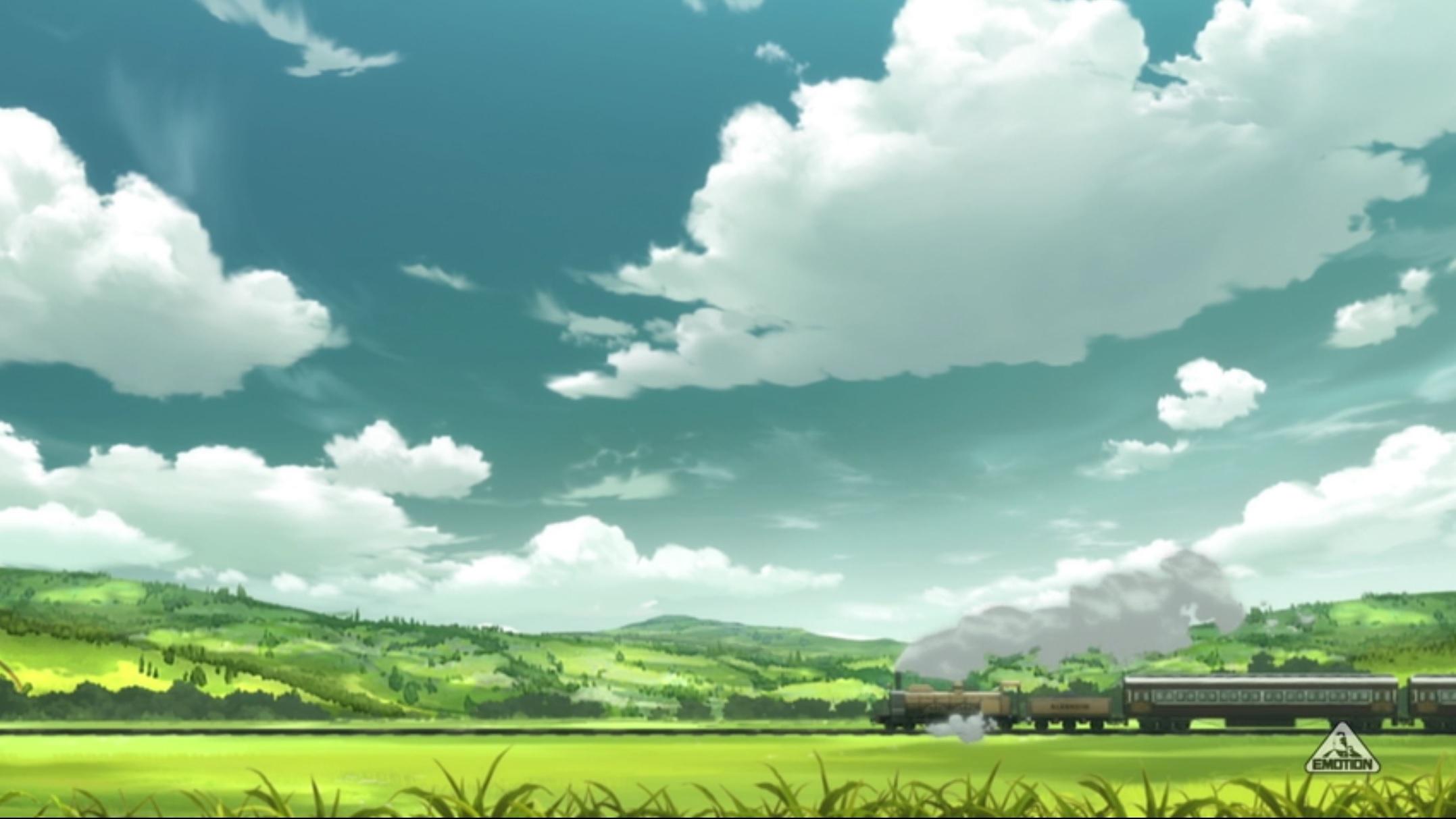 アニメ『プリンセス・プリンシパル』第5話「case7 Bullet & Blade\'s Ballad」における鉄道描写について_f0030574_00331093.jpg