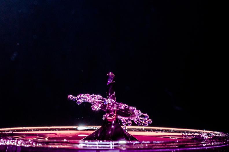 【備忘録】水滴アートに挑戦中 その28 ~久しぶりに動画撮ってみました~_f0189086_15564179.jpg