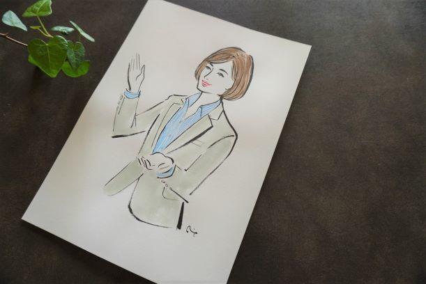 ときめくイラストを買いました♪_e0408608_23124818.jpg
