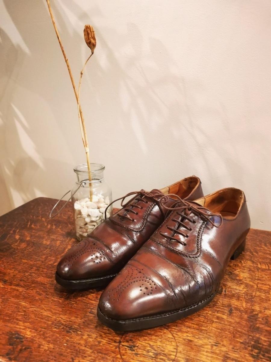 基本の靴磨き ベーシックケアは¥1,000円~_f0283816_15071174.jpg