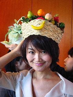 帽子が決めてくれる、あちら、こちら。_d0046025_00042046.jpg