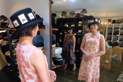 帽子が決めてくれる、あちら、こちら。_d0046025_00131827.jpg