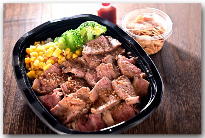 リブステーキ丼 〜STEAK MAFIAテイクアウト〜_d0069838_10113615.jpg
