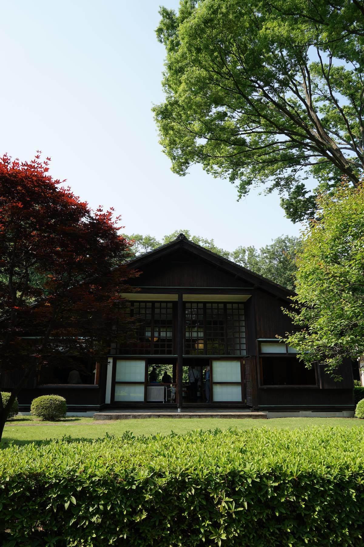 江戸東京たてもの園 45_b0360240_20291290.jpg