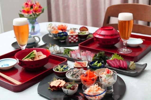 「祝!50周年」お弁当お作りしました!_d0377645_01111927.jpg