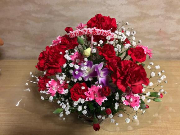 母の日のおすそ分け_d0085254_21493598.jpg