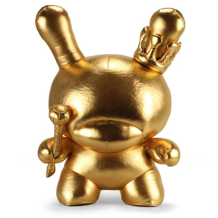 "Gold King 20\"" Plush Dunny by Tristan Eaton_e0118156_15592742.jpg"