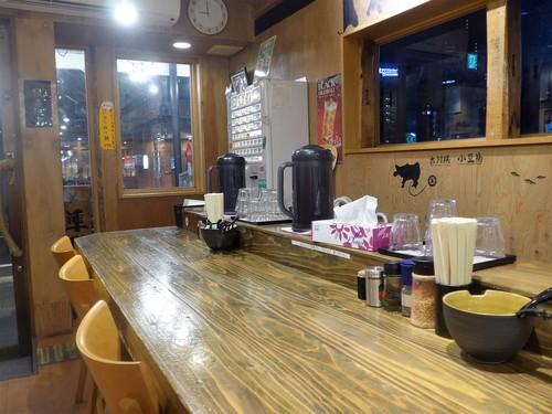 名古屋「麺屋はやぶさ」へ行く。_f0232060_11401827.jpg
