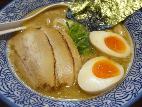 高円寺「麺屋 銀星」へ行く。_f0232060_1541659.jpg