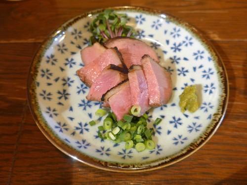 高円寺「ちゃばしら食堂」へ行く。_f0232060_1956405.jpg