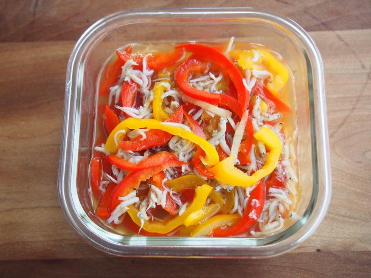 MYLOHAS連載 日持ち野菜の5分レシピ パプリカ・カラーピーマン_d0128268_21210634.jpg