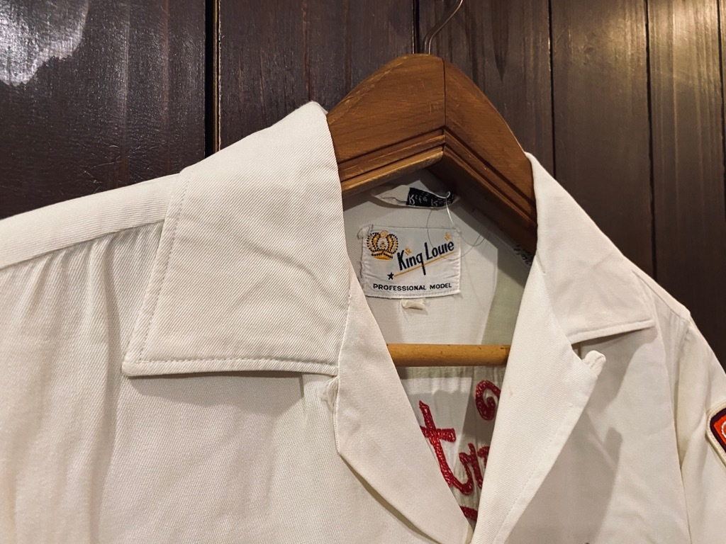 マグネッツ神戸店 5/13(水)ONLINE Vintage入荷! #1  Bowling Shirt!!!_c0078587_17561831.jpg