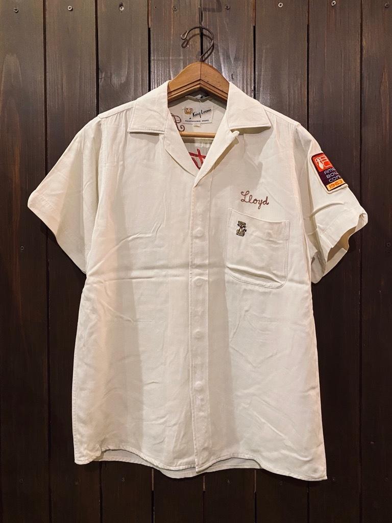 マグネッツ神戸店 5/13(水)ONLINE Vintage入荷! #1  Bowling Shirt!!!_c0078587_17561900.jpg