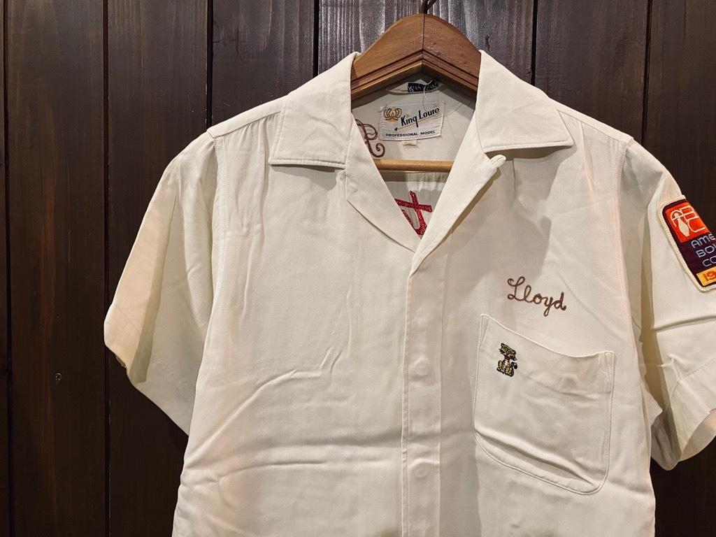 マグネッツ神戸店 5/13(水)ONLINE Vintage入荷! #1  Bowling Shirt!!!_c0078587_17561950.jpg