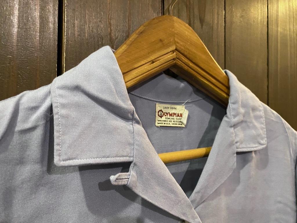 マグネッツ神戸店 5/13(水)ONLINE Vintage入荷! #1  Bowling Shirt!!!_c0078587_18022028.jpg