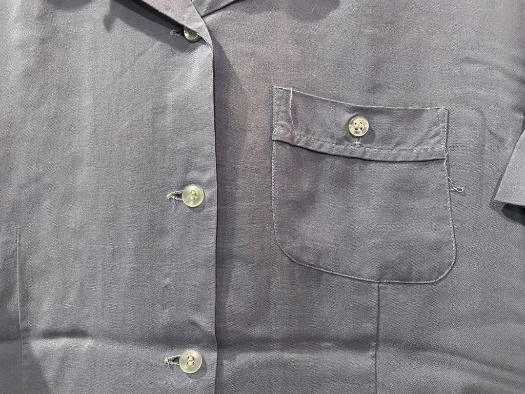 マグネッツ神戸店 5/13(水)ONLINE Vintage入荷! #1  Bowling Shirt!!!_c0078587_18022063.jpg