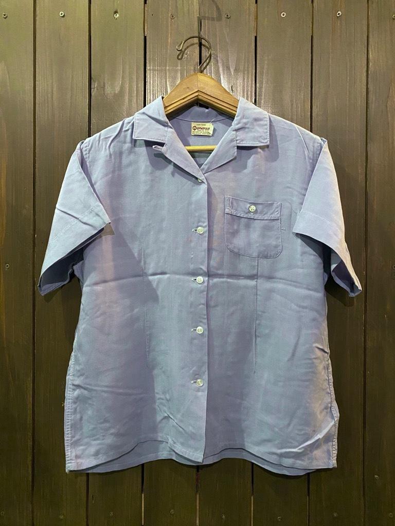 マグネッツ神戸店 5/13(水)ONLINE Vintage入荷! #1  Bowling Shirt!!!_c0078587_18022098.jpg