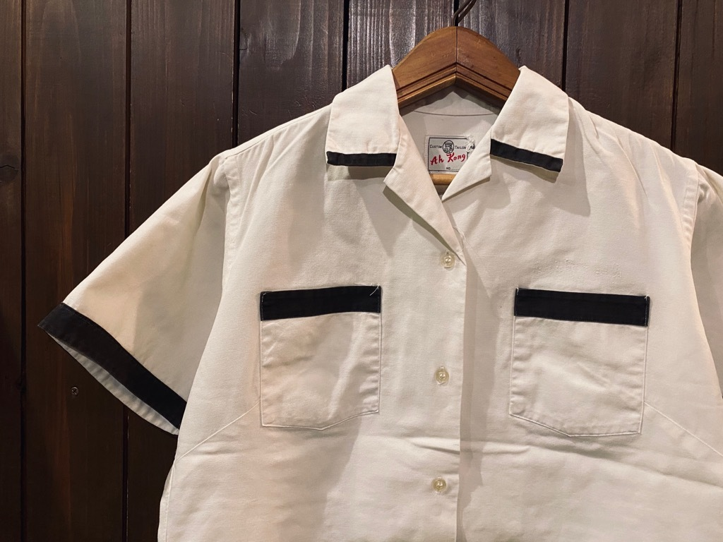 マグネッツ神戸店 5/13(水)ONLINE Vintage入荷! #1  Bowling Shirt!!!_c0078587_18053716.jpg