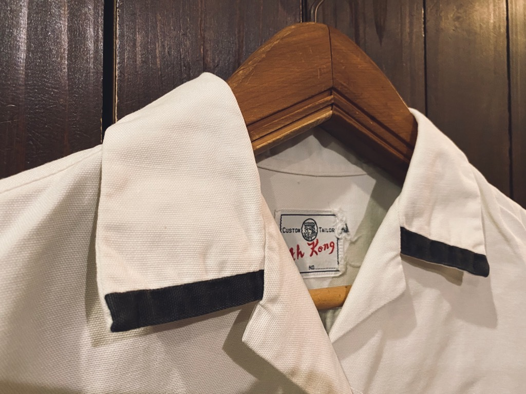 マグネッツ神戸店 5/13(水)ONLINE Vintage入荷! #1  Bowling Shirt!!!_c0078587_18053734.jpg