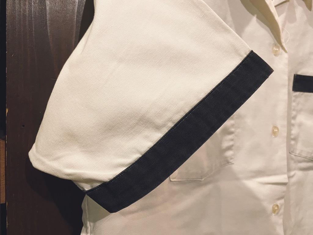 マグネッツ神戸店 5/13(水)ONLINE Vintage入荷! #1  Bowling Shirt!!!_c0078587_18053781.jpg