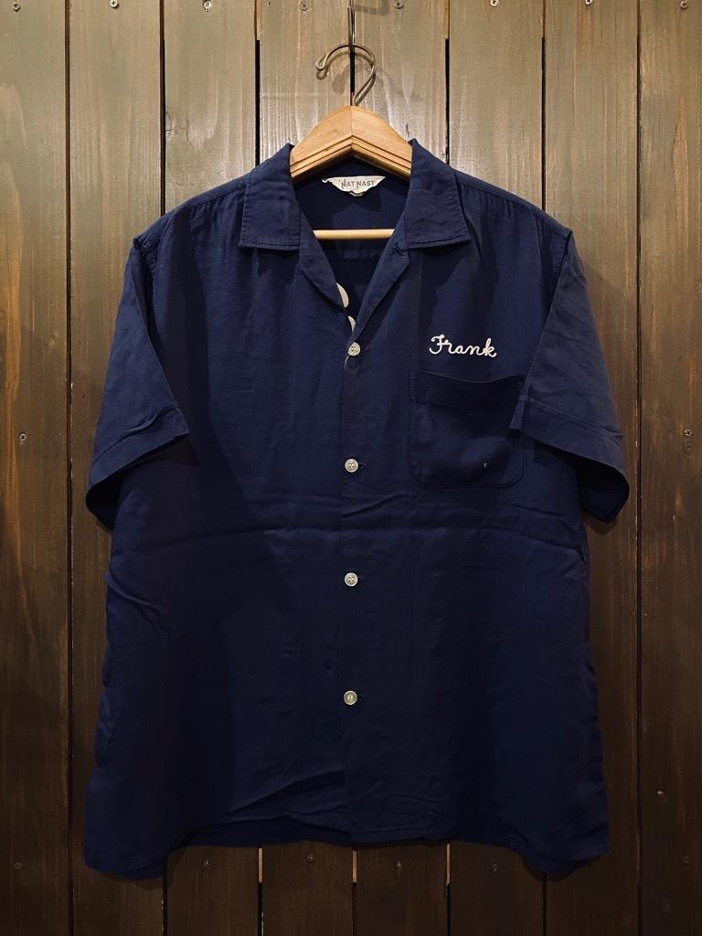マグネッツ神戸店 5/13(水)ONLINE Vintage入荷! #1  Bowling Shirt!!!_c0078587_18111426.jpg