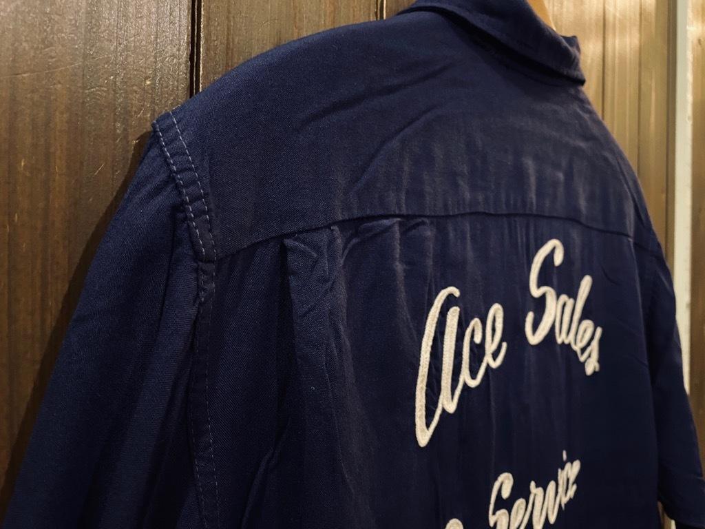 マグネッツ神戸店 5/13(水)ONLINE Vintage入荷! #1  Bowling Shirt!!!_c0078587_18131445.jpg