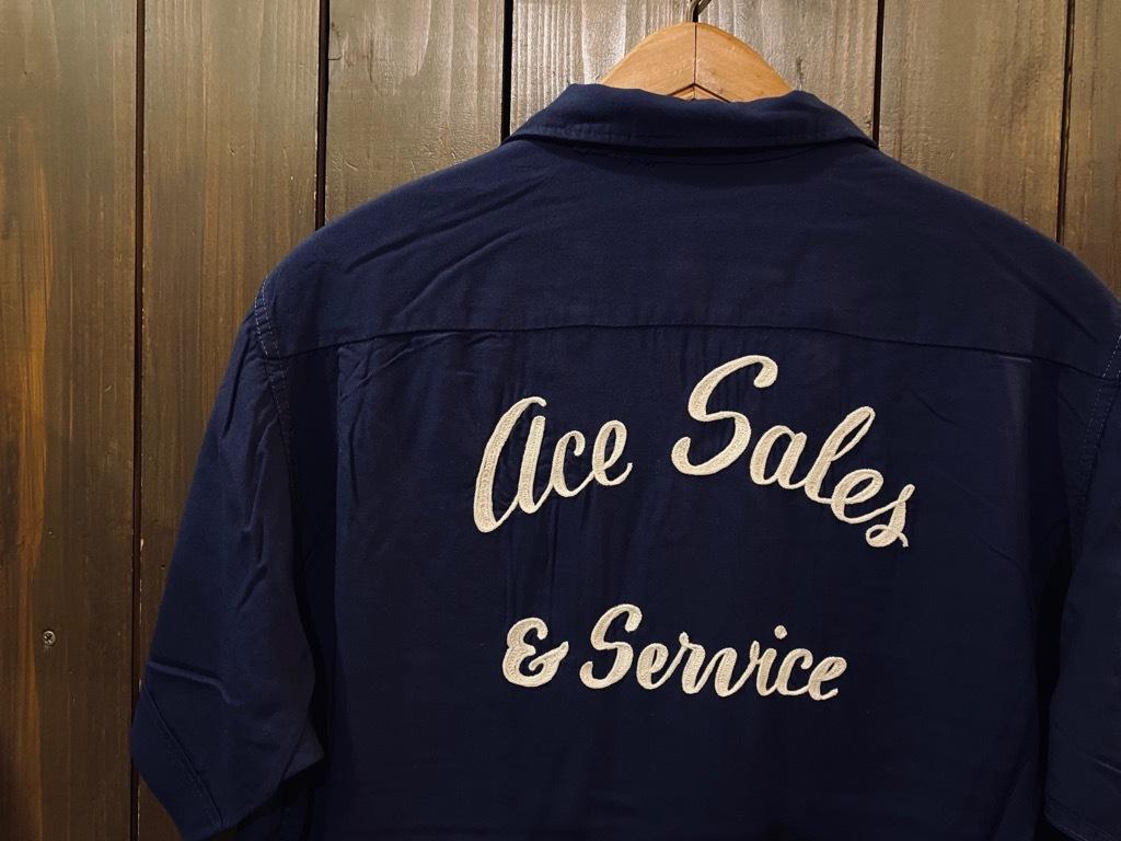 マグネッツ神戸店 5/13(水)ONLINE Vintage入荷! #1  Bowling Shirt!!!_c0078587_18131515.jpg