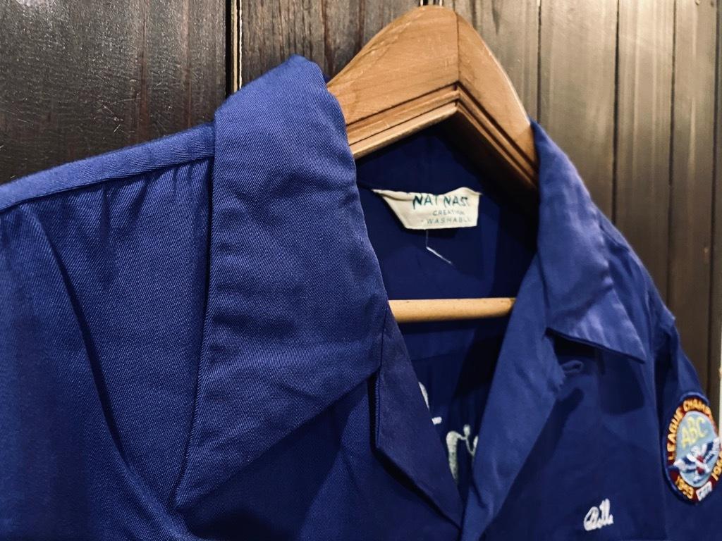 マグネッツ神戸店 5/13(水)ONLINE Vintage入荷! #1  Bowling Shirt!!!_c0078587_18185707.jpg