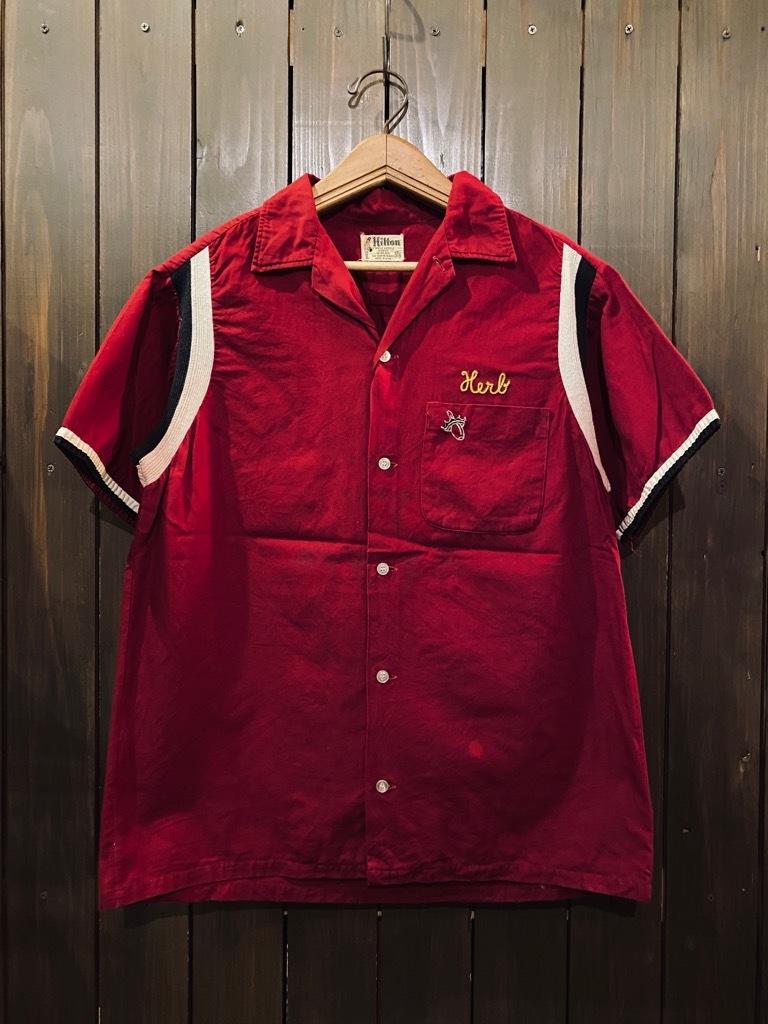 マグネッツ神戸店 5/13(水)ONLINE Vintage入荷! #1  Bowling Shirt!!!_c0078587_18261338.jpg