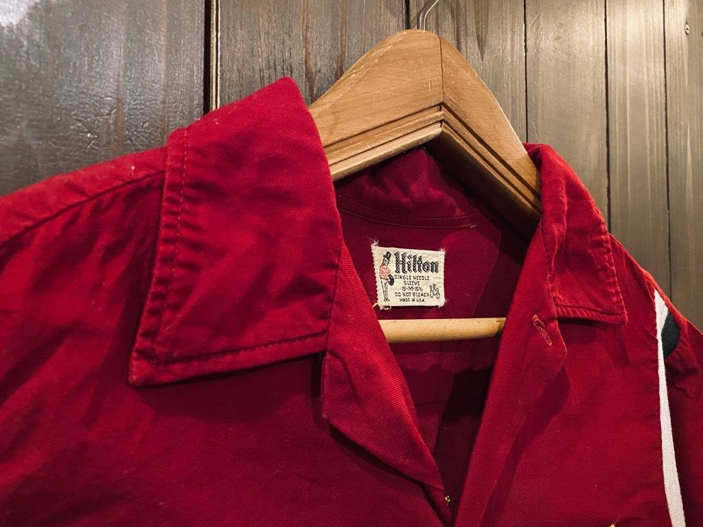 マグネッツ神戸店 5/13(水)ONLINE Vintage入荷! #1  Bowling Shirt!!!_c0078587_18261412.jpg