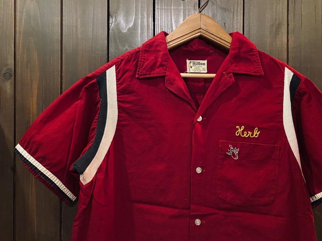 マグネッツ神戸店 5/13(水)ONLINE Vintage入荷! #1  Bowling Shirt!!!_c0078587_18261498.jpg