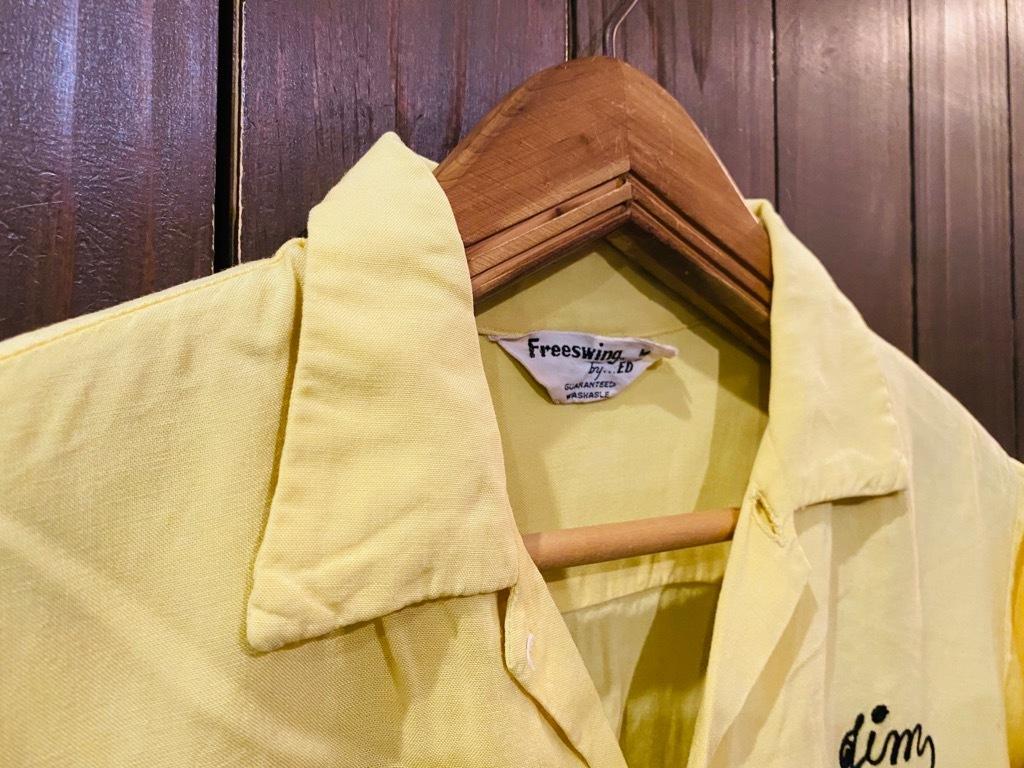 マグネッツ神戸店 5/13(水)ONLINE Vintage入荷! #1  Bowling Shirt!!!_c0078587_18375710.jpg