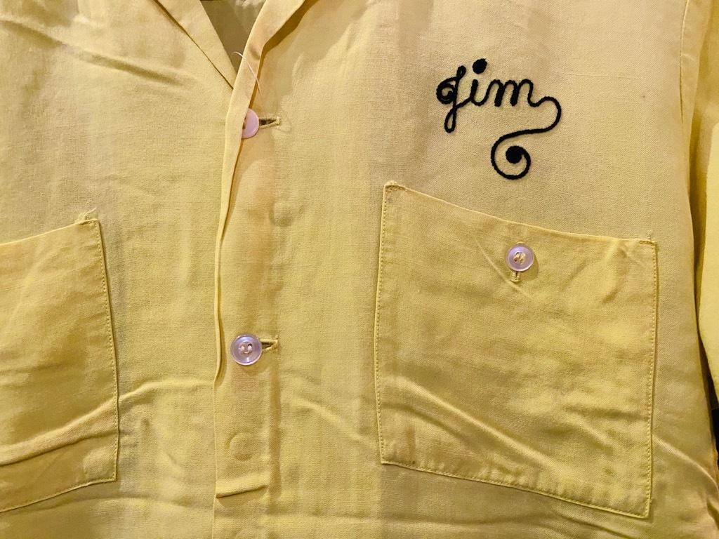 マグネッツ神戸店 5/13(水)ONLINE Vintage入荷! #1  Bowling Shirt!!!_c0078587_18375728.jpg