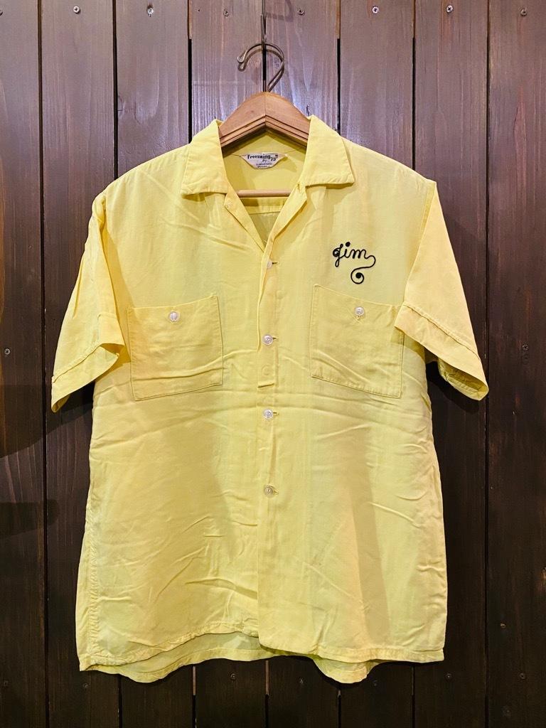 マグネッツ神戸店 5/13(水)ONLINE Vintage入荷! #1  Bowling Shirt!!!_c0078587_18375768.jpg