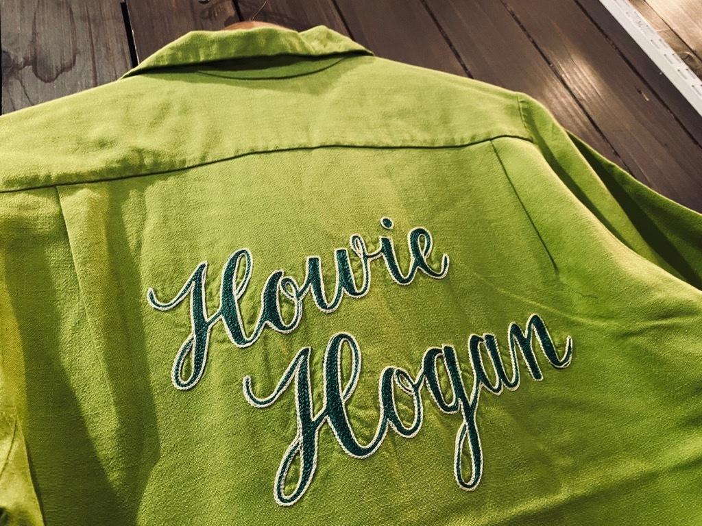 マグネッツ神戸店 5/13(水)ONLINE Vintage入荷! #1  Bowling Shirt!!!_c0078587_18421951.jpg