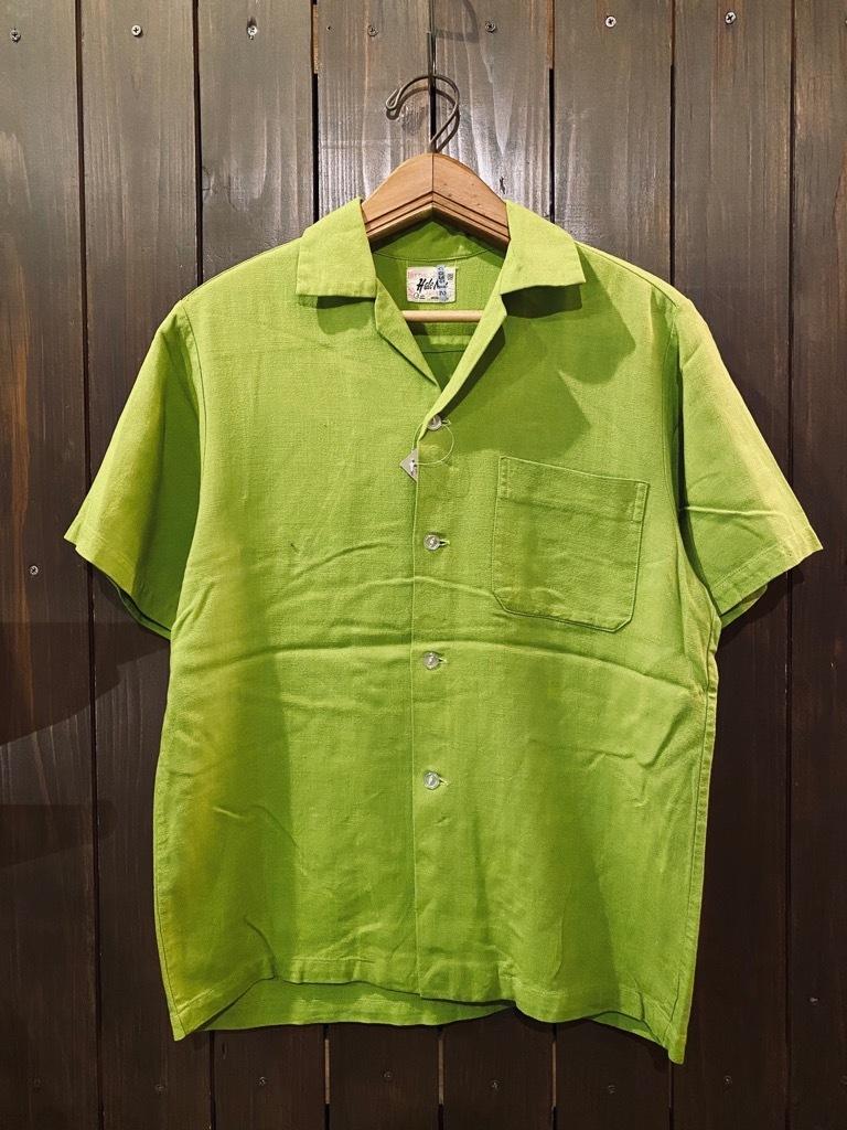 マグネッツ神戸店 5/13(水)ONLINE Vintage入荷! #1  Bowling Shirt!!!_c0078587_18421994.jpg