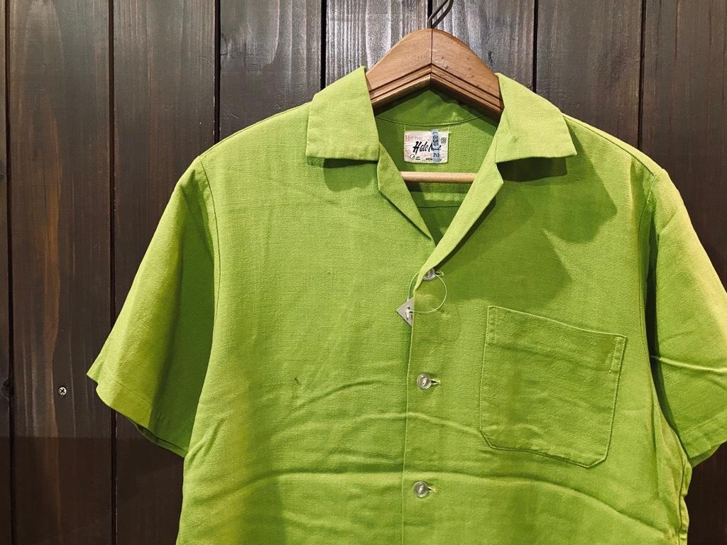 マグネッツ神戸店 5/13(水)ONLINE Vintage入荷! #1  Bowling Shirt!!!_c0078587_18433923.jpg