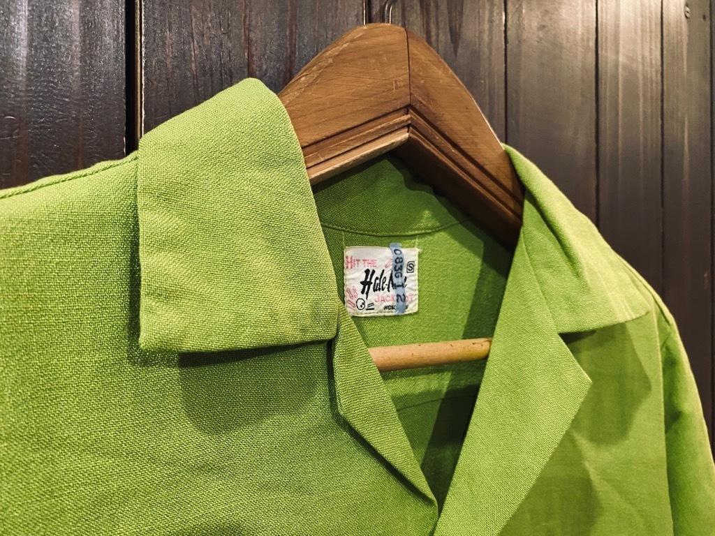 マグネッツ神戸店 5/13(水)ONLINE Vintage入荷! #1  Bowling Shirt!!!_c0078587_18433993.jpg