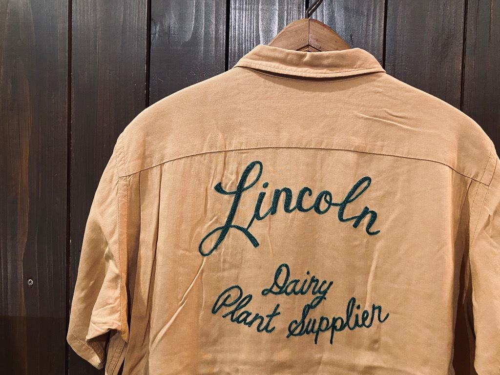 マグネッツ神戸店 5/13(水)ONLINE Vintage入荷! #1  Bowling Shirt!!!_c0078587_18461385.jpg