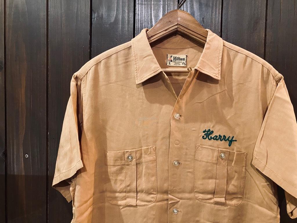 マグネッツ神戸店 5/13(水)ONLINE Vintage入荷! #1  Bowling Shirt!!!_c0078587_18461407.jpg