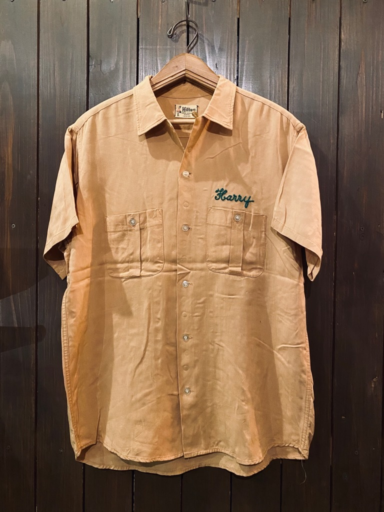 マグネッツ神戸店 5/13(水)ONLINE Vintage入荷! #1  Bowling Shirt!!!_c0078587_18461452.jpg