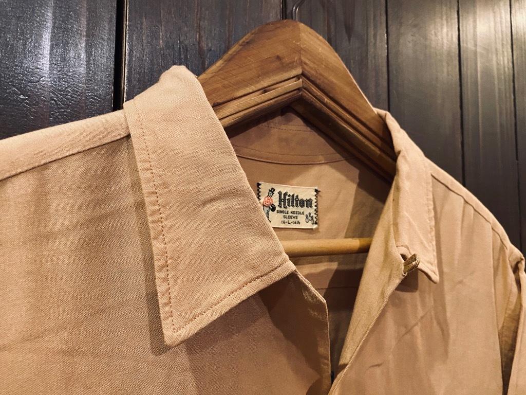 マグネッツ神戸店 5/13(水)ONLINE Vintage入荷! #1  Bowling Shirt!!!_c0078587_18461460.jpg