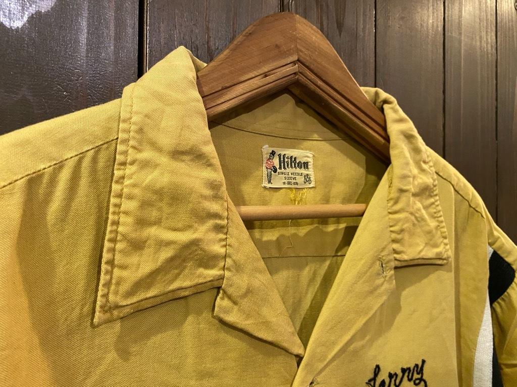 マグネッツ神戸店 5/13(水)ONLINE Vintage入荷! #1  Bowling Shirt!!!_c0078587_18494895.jpg