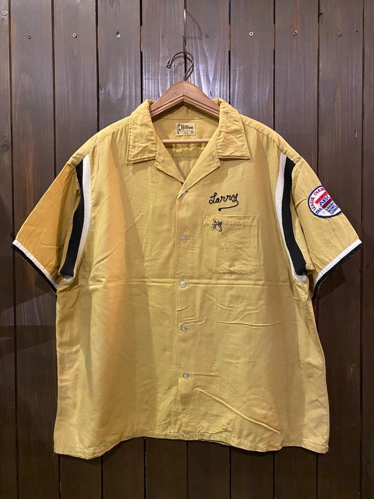 マグネッツ神戸店 5/13(水)ONLINE Vintage入荷! #1  Bowling Shirt!!!_c0078587_18495000.jpg