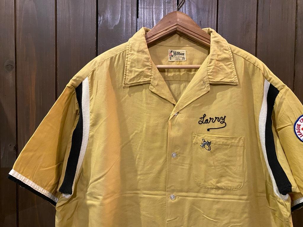 マグネッツ神戸店 5/13(水)ONLINE Vintage入荷! #1  Bowling Shirt!!!_c0078587_18495082.jpg