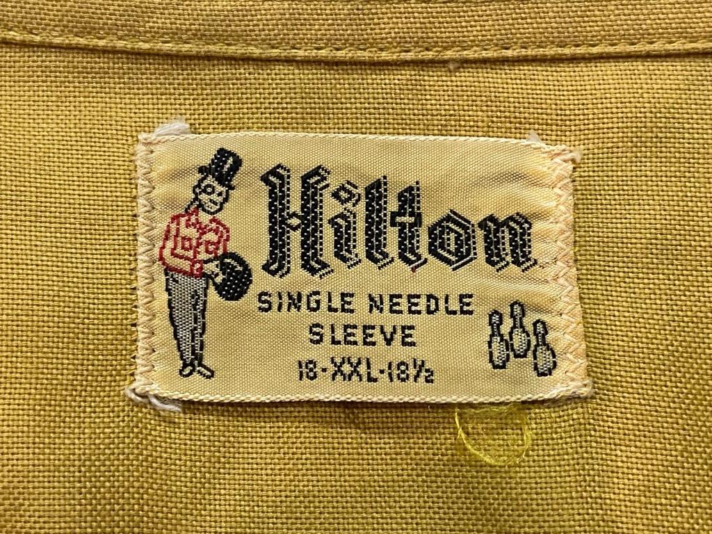 マグネッツ神戸店 5/13(水)ONLINE Vintage入荷! #1  Bowling Shirt!!!_c0078587_18503375.jpg