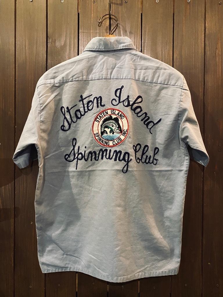 マグネッツ神戸店 5/13(水)ONLINE Vintage入荷! #1  Bowling Shirt!!!_c0078587_18533504.jpg